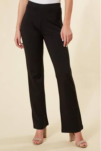 Wide Leg Trouser Pant BLACK