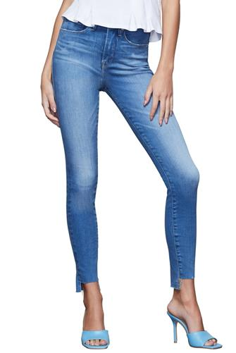 Good Waist Skinny Jean MEDIUM DENIM
