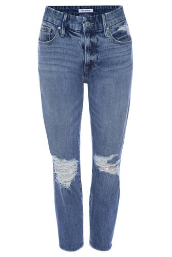 Good Girlfriend Side Step Jean MEDIUM-DENIM