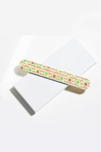Avocado Nail File GREEN-MULTI--