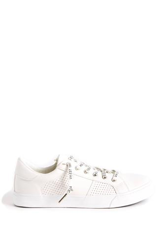 Dina White Signature Sneaker WHITE