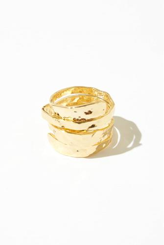 Gold Wrap Ring GOLD