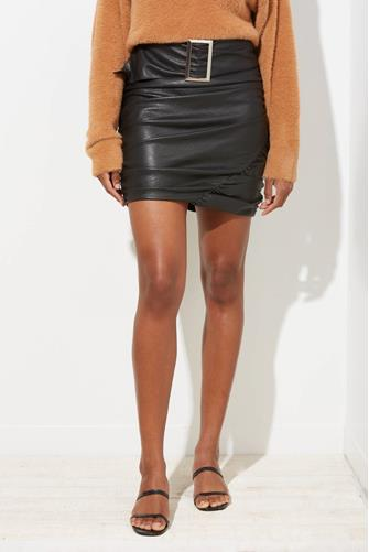Dillon Mini Skirt BLACK