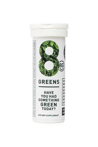 8G Essential Green Booster WHITE-MULTI--