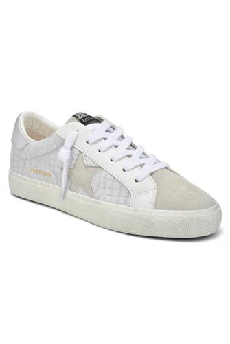 Edge Croc Star Sneaker WHITE MULTI -