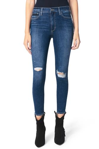 Charlie Hi Rise Ankle Jean in Halo MEDIUM-DENIM