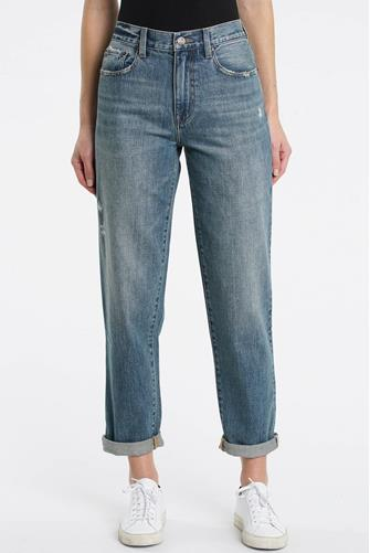 Presley Hi Rise Vintage '90s Jean in Koi MEDIUM-DENIM