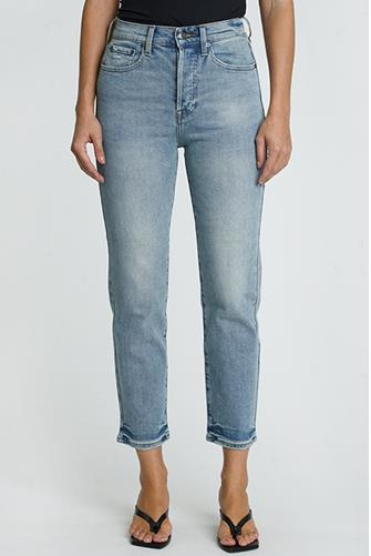 Charlie Hi Rise Straight Leg Jean in Under My Control LIGHT-DENIM--