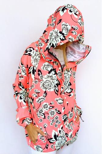 Grateful Connection Protective Long Jacket PINK