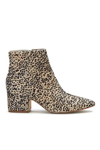 Goldie Mini Leopard Bootie WHITE-MULTI--
