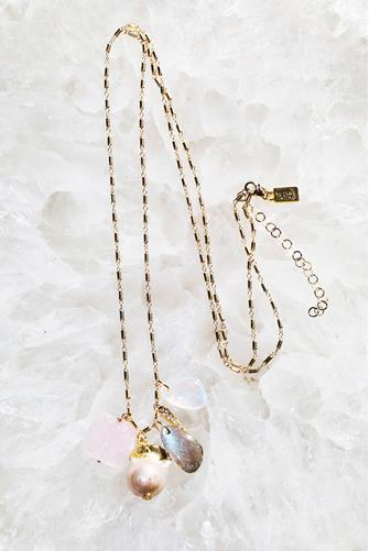 Esme Necklace GOLD