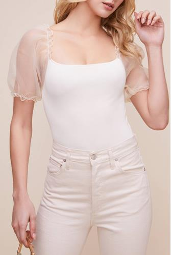 Darling Bodysuit WHITE