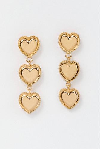 Amore Earrings GOLD