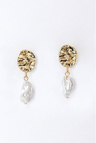 Sebastian Pearl Drop Earrings PEARL
