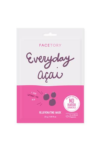 Everyday Acai Rejuvenating Sheet Mask PINK