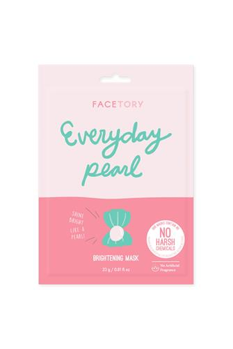 Everyday Pearl Sheet Mask PINK