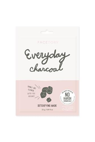 Everyday Charcoal Detoxifying Mask LITE-PINK
