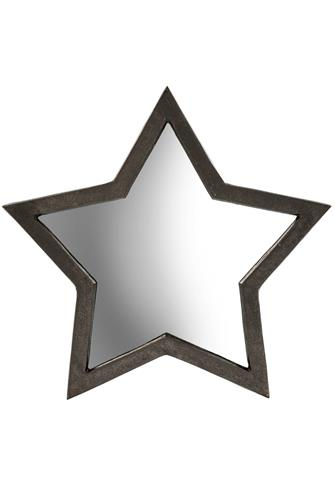 Star Mirror BLACK