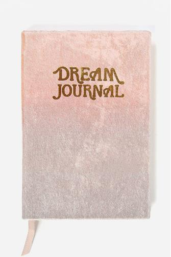 Velvet Dream Journal LITE-PINK