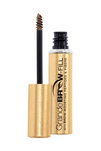 GrandeBROW-FILL Volumizing Light Brow Gel GOLD