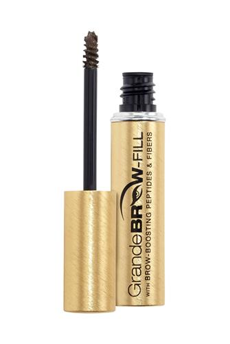 GrandeBROW-FILL Volumizing Dark Brow Gel GOLD