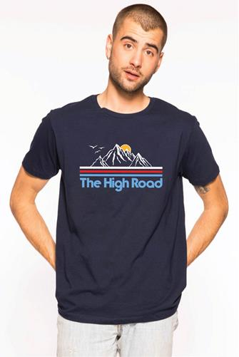 The High Road Graphic Tee NAVY