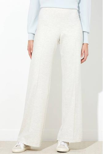 Pull-On Knit Flared Pant GREY