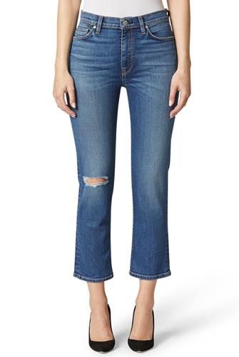 Barbara Hi Waist Jean in Surpass MEDIUM DENIM