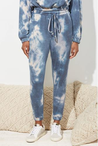 Tie Dye Lounge Pant BLUE-MULTI--