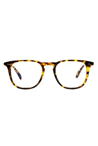 Amber Tortoise Maxwell Blue Light Glasses TORTOISE