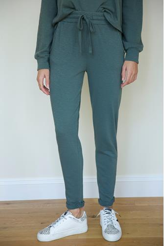 Green Drawcord Jogger GREEN