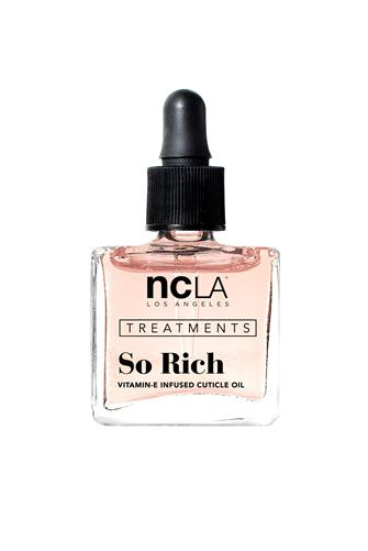 Peach Vanilla So Rich Cuticle Oil ORANGE