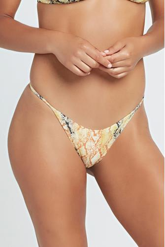 Pretty in Python Jay Bitsy Bikini Bottom MULTI