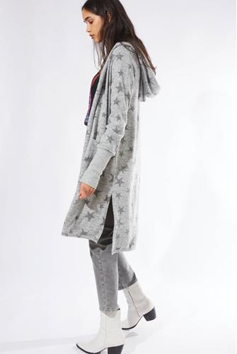 STAR DUSTER GREY-MULTI--