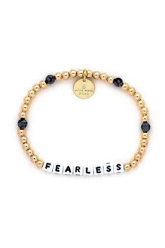 Fearless Gold Filled Bracelet GOLD