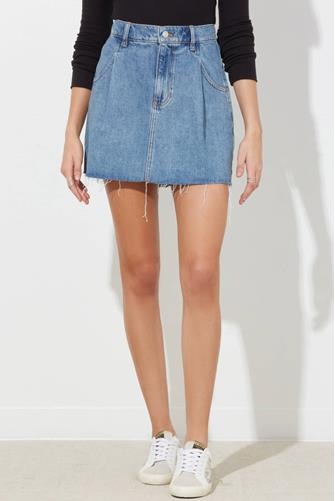 Cosmico Flirt Denim Skirt DENIM