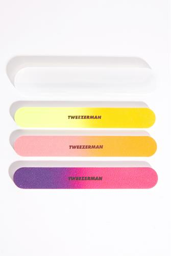 Neon Hot Nail Files MULTI
