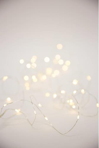 LED String Lights GOLD