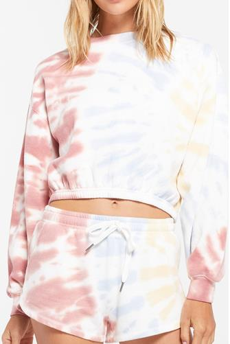 Britton Tie Dye Sweatshirt MULTI