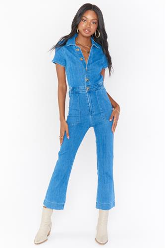 Emery Denim Jumpsuit DENIM