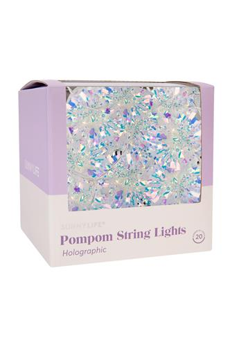 Holographic String Lights MULTI