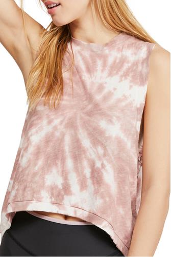 Love Tie Dye Tank Top MULTI