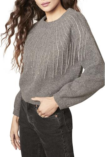If You Fancy Pullover GREY