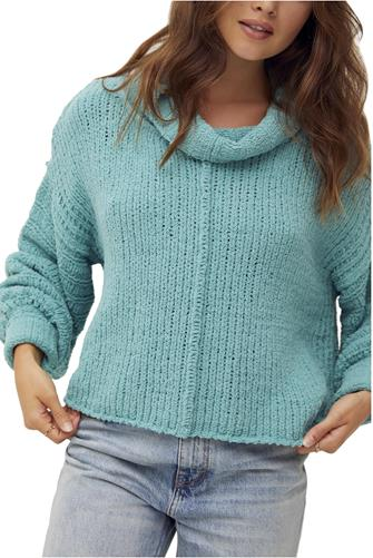 Be Yours Pullover AQUA