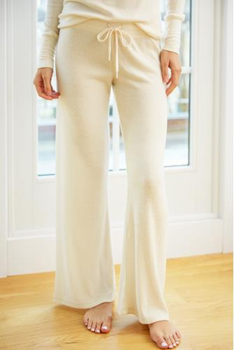 Stone Rib Thermal Lounge Pant NATURAL