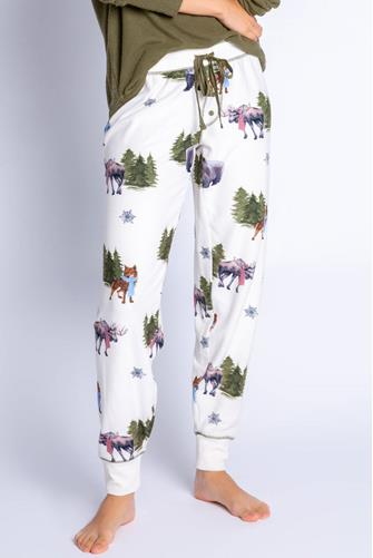 Into The Wild Thermal Jogger MULTI