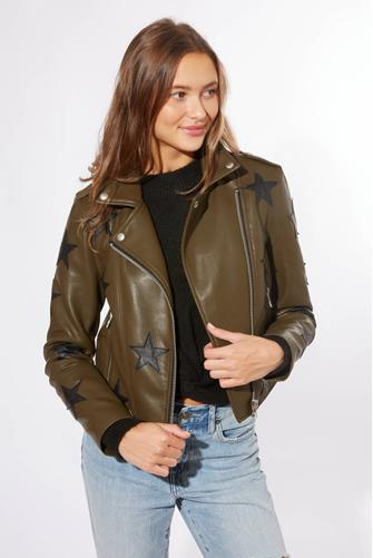 Star Of The Show Jacket OLIVE