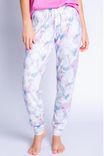 Marble Vibes Jogger MULTI