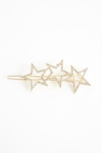 Star Hair Pin GOLD