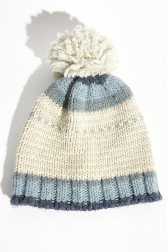 Cottage Ski Hat BLUE-MULTI--